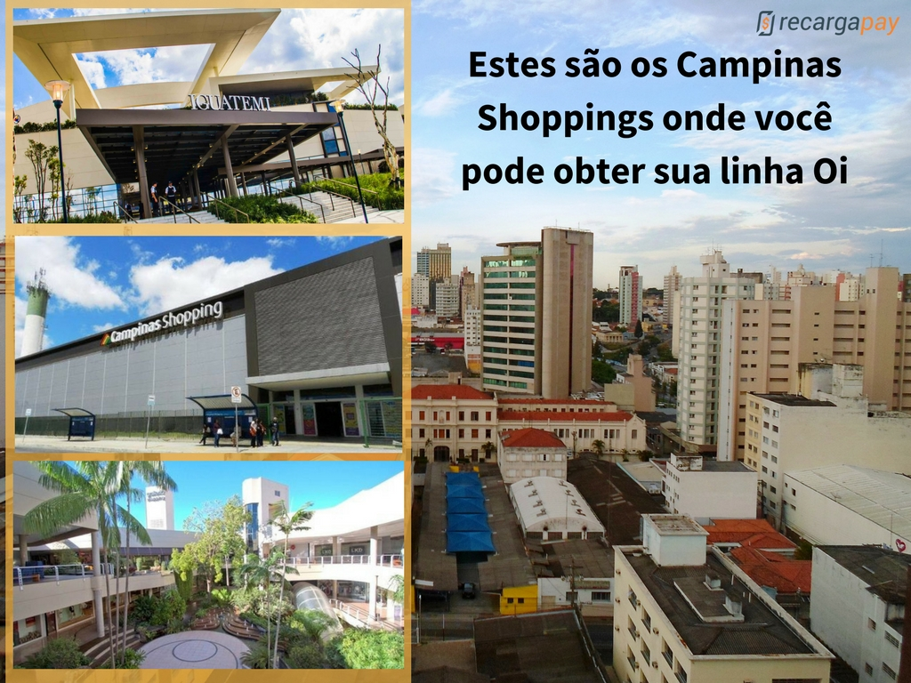 Campinas Shoppings