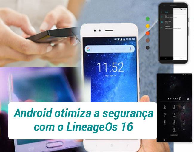 LineageOs 16 movil Android